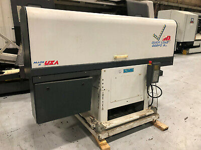 2002 LNS Quick Load Servo S2 Magazine Bar Feeder
