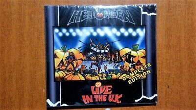 Helloween - Live in the UK: Complete Edition  2 cd Sealed RARE