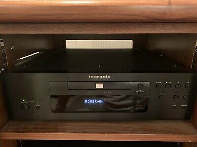 Marantz BD8002 Blu-ray DVD disc player  Black Very Rare