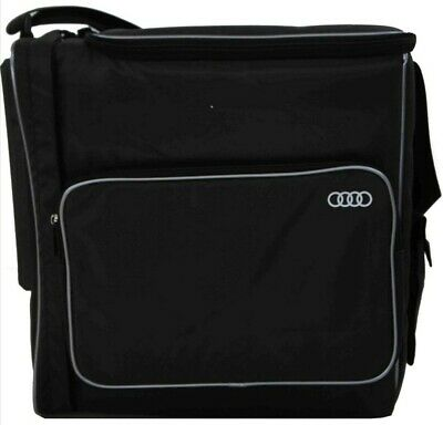 Geniune Original Audi Cooler/Cooling Travel Bag Box Black 12L