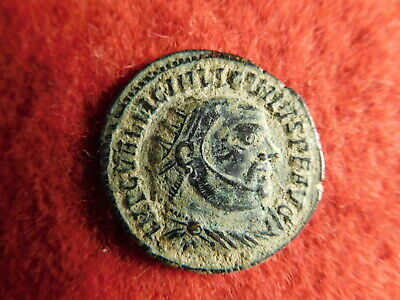Roman Coin - Guaranteed Ancient & Authentic - Licnius I - 308-324 A.D. (EEE10)