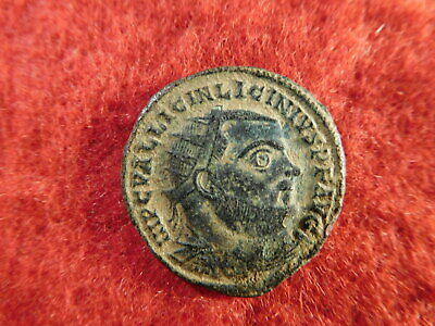 Roman Coin - Guaranteed Ancient & Authentic - Licnius I - 308-324 A.D. (EEE11)
