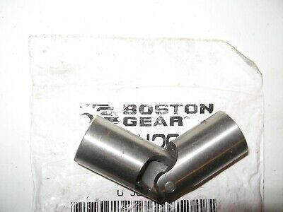 NOS BOSTON GEAR J62//J62B UNIVERSAL U-JOINT STEEL BODY 18M6
