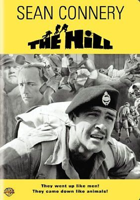 The Hill (1965) War Film, Sean Connery, ALL REGION (New, Factory Sealed)