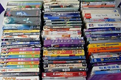 Full Complete Seasons TV on DVD - BLOW OUT SALE - Hit TV Shows - YOU CHOOSE