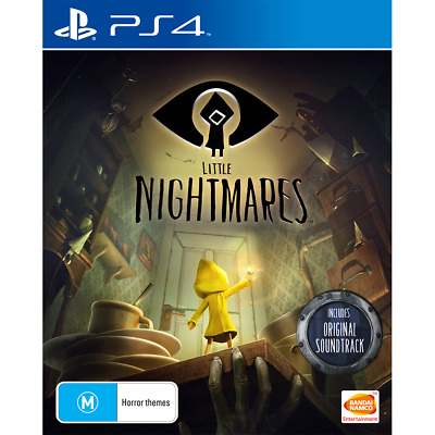 Little Nightmares + OST PlayStation 4 PS4 GAME BRAND NEW FREE POSTAGE