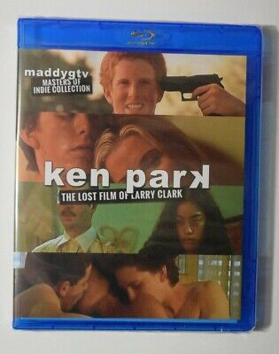 Ken Park - Blu-ray - DVD - Unrated Uncut - The Lost Film of Larry Clark