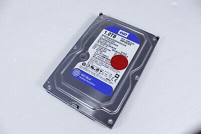 "Western Digital Blue Wd10Ezex 1Tb 7200Rpm Sata 3.5"" Internal Hard Drive 64Mb"