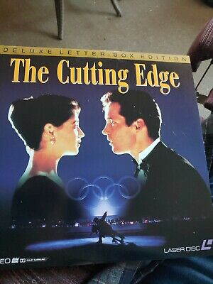 The Cutting Edge Letterbox Laserdisc - Moira Kelly