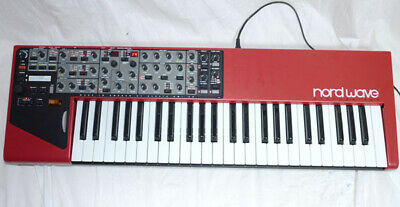 CLAVIA nord wave synthesizer AC100V Beauty products Free Shipping (d150