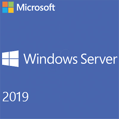 Win Server 2019 Standard Key Code 64-bit Genuine License