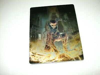 Deus Ex: Mankind Divided - Day One Edition Steelbook - PS4 *Free Post* (Sony)