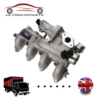 MOSTPLUS EGR Valve 4M5Q9424BE 1668578 1352475 Exhaust Gas Recirculation Comaptible with Galaxy S-max Transit Connect 1.8TDCI