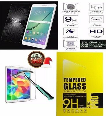 """Real Tempered Glass Screen Protector For 10"""" Tablet Lenovo Tab 2 A10-30, A10-70"""
