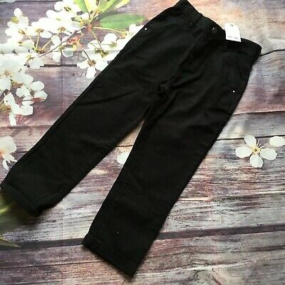 Next Boys Black Jeans 8 Years BNWT