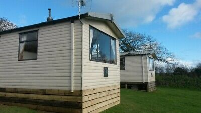 SELF-CATERING CARAVAN HOLIDAY, CORNWALL, DOG & FAMILY FRIENDLY.  11th April