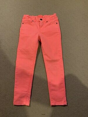 Joules Orange Jeans Age 6. Worn Once