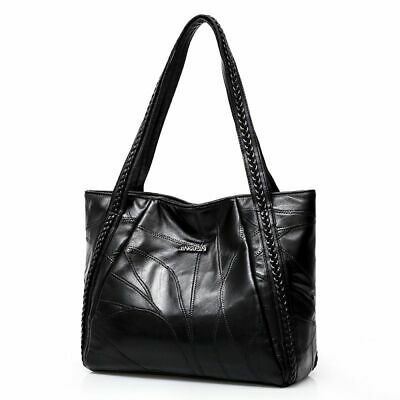 Genuine Leather Handbags For Women Luxury Shoulder Bag Large Capacity Ladies