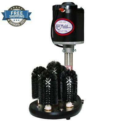Bar Maid A-200 Upright 5-Brush Electric Glass Washer