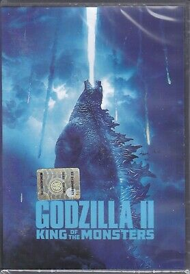 Dvd GODZILLA II - KING OF THE MONSTERS nuovo 2019