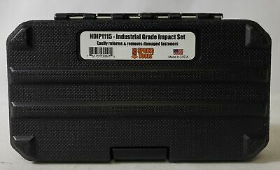 Spring Tools Industrial Grade Impact Driver Set - HDIP1115