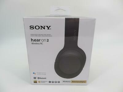 BRAND NEW Sony WH-H900N h.ear on 2 Wireless NC Headphones FACTORY SEALED