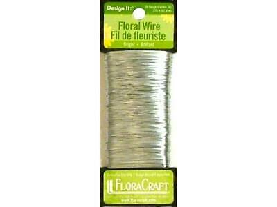Floracraft Flors9658  Paddle Wire 26Ga Bright 270