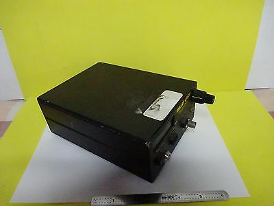 MELLES GRIOT DIODE LASER DRIVER POWER SUPPLY laser OPTICS sku#B1