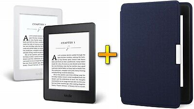 Kindle Paperwhite + Official Leather Cover set (300 ppi backlight) 7th gen Manga
