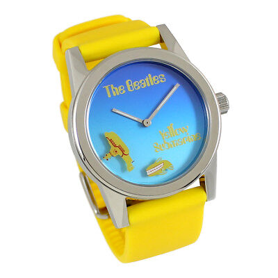 """HOLIDAY SALE The Beatles """"Yellow Submarine"""" Watch $39.99 sells for $190 NEW"""