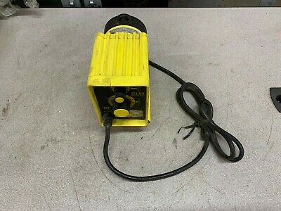 Used Lmi Milton Roy Pump P151-392Hi