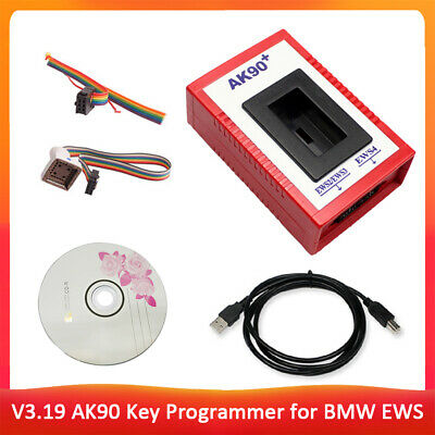 Auto Key Programmer Tool Professional AK90+ V3.19 Match Diagnostic Tool for E8O6