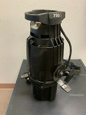 ETC S4 Source 4 750w Leko Fixture w/Clamp