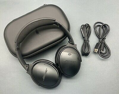 Bose QuietComfort QC 35 II Acoustic Noise Cancelling Wireless Headphone Series 2