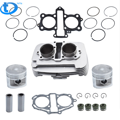 Honda Rebel 250 CMX250 Carburetor Intake Boots Duct OE Replacement with Gasket