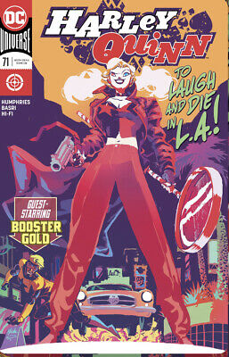 Harley Quinn #71 Cover A 3/4/2020 Free Shipping Available