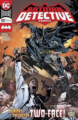 Detective #1021 Cover A 3/25/2020 Free Shipping Available