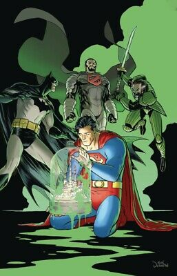 Batman Superman #8 Cover A 3/25/2020 Free Shipping Available
