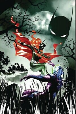 Batman Beyond #42 Cover A 3/25/2020 Free Shipping Available
