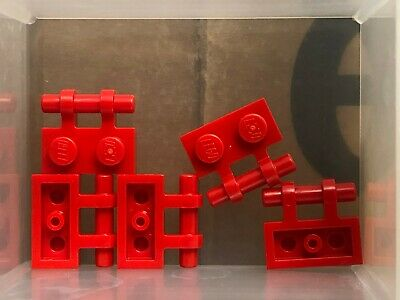 Lego Vintage Sand Red Plate 1 x 2 3023 For Battle Droid Geonosian