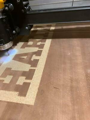 Inventables X-Carve cnc assembly have your machine shipped to us we assemble