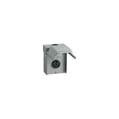 Midwest U013 30 Amp Heavy Duty Power Outlet, Enclosed