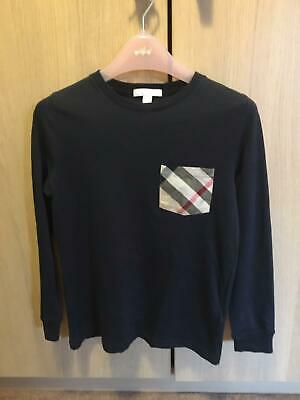 Boys Burberry Jumper - Hardly Worn - Age 12 - Small Fit - £85 RRP