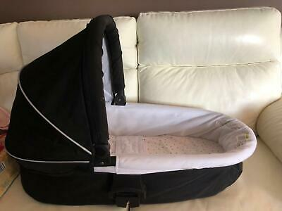 Steelecraft bassinet with adapters