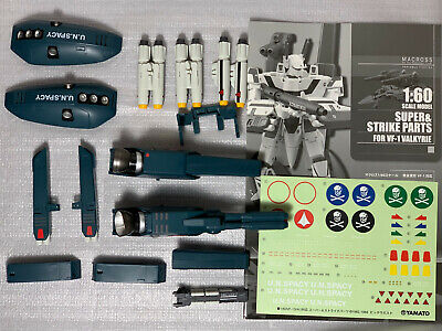 VF-1 Yamato 1/60 Super & Strike Parts for MACROSS fit Arcadia VF-1S VF-1A SSP