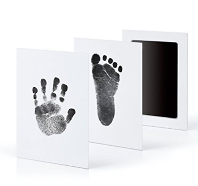 Inkless Wipe Baby Kit-Hand Foot Print Keepsake Newborn Footprint Handprint Kids