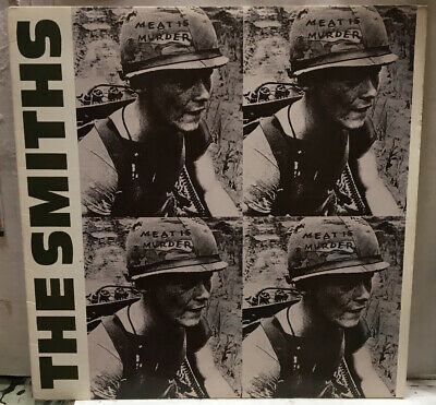 The Smiths Meat Is Murder Record 925269-1