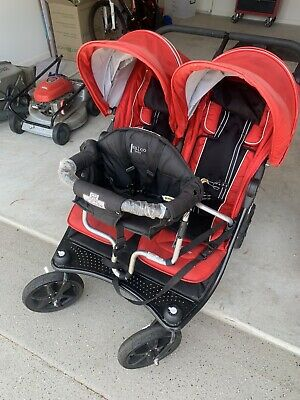 Triple/double pram valco baby tri mode duo