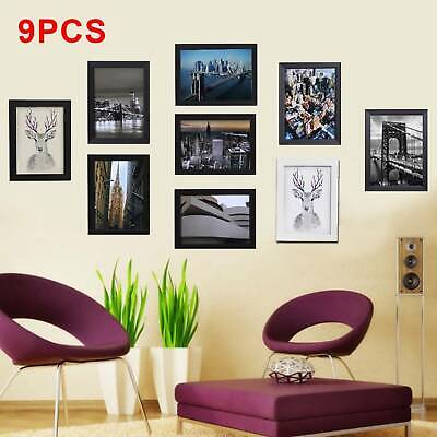 18PCS Multi Picture Photo Frames Set Wall Collage Art Gift Wedding Decor