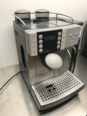 Franke Flair Coffee Machine Commercial